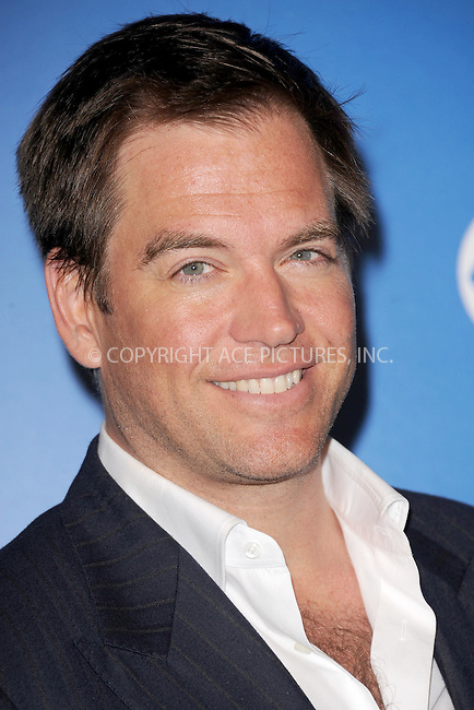 WWW.ACEPIXS.COM . . . . . .May 16, 2012...New York City.....Michael Weatherly attends the 2012 CBS Upfronts at The Tent at Lincoln Center on May 16, 2012 in New York City.on May 16, 2012  in New York City ....Please byline: KRISTIN CALLAHAN - ACEPIXS.COM.. . . . . . ..Ace Pictures, Inc: ..tel: (212) 243 8787 or (646) 769 0430..e-mail: info@acepixs.com..web: http://www.acepixs.com .