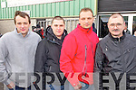 Pictured at the Dyno Day at ONeills on Sunday, from left: Eric Trybus, Lukas Hajduk, Martin Golonek, San Wha.