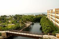 Mangroves at Hacienda Tres Rios, an eco-luxury resort on the Riviera Maya, Quintana Roo, Mexico.