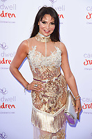 Lizzie Cundy<br /> at the Caudwell Butterfly Ball 2017, Grosvenor House Hotel, London. <br /> <br /> <br /> &copy;Ash Knotek  D3268  25/05/2017