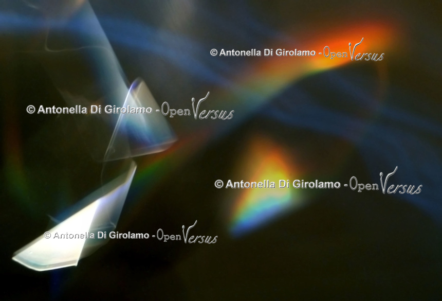 Idee di movimenti e luci. Ideas of movement and light.....
