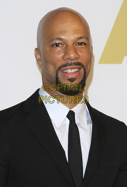 02 February 2015 - Beverly Hills, California - Common. 87th Academy Awards Nominee Luncheon held at the The Beverly Hilton Hotel.