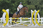 Class 9. Unaffiliated Showjumping. Brook Farm Training Centre. Essex. 10/06/2018. ~ MANDATORY Credit Garry Bowden/Sportinpictures - NO UNAUTHORISED USE - 07837 394578