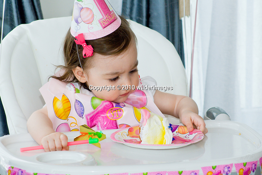 Damla's First Birthday Party