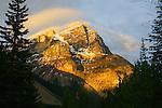 MOUNT STEPHEN, YOHO NATIONAL PARK, BRITISH COLUMBIA, CANADA