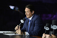 """BROOKLYN, NY - DECEMBER 22:  Sports commentator Chris Myers attends the Fox Sports and Premier Boxing Champions  December 22 """"PBC on Fox"""" Fight Night at the Barclays Center on December 22, 2018 in Brooklyn, New York. (Photo by Anthony Behar/Fox Sports/PictureGroup)"""