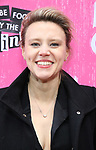 "Kate McKinnon attending the Broadway Opening Night Performance of  ""Mean Girls"" at the August Wilson Theatre Theatre on April 8, 2018 in New York City."