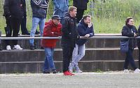 Trainer Driton Kameraj (Büttelborn) - Büttelborn 15.05.2019: SKV Büttelborn vs. Kickers Offenbach, A-Junioren, Hessenpokal Halbfinale