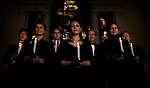Ex Cathedra, Christmas music by candlelight