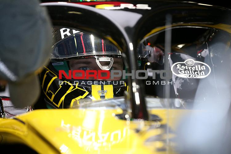 01.09.2018, Autodromo di Monza, Monza, FORMULA 1 GRAN PREMIO HEINEKEN D'ITALIA 2018<br />,im Bild<br />Nico Hülkenberg (GER#27), Renault Sport F1 Team<br /> <br /> Foto © nordphoto / Bratic
