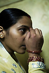 Luxmi se pr&eacute;pare, avant la c&eacute;r&eacute;monie de son avec Jai Singh<br /> <br /> Luxmi gets prepared, before her wedding ceremony with Jai Singh