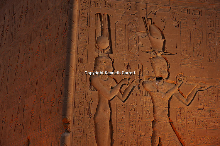 Zahi Hawass Secret Egypt Travel Guide; Egypt; archaeology; Dendera, Ptolemaic, Cleopatra VII, Caesarion, Temple, Greco-Roman period