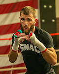 Boxing Caleb Plant City Boxing Gym Workout