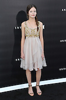 Mackenzie Foy at the Los Angeles premiere of her movie Interstellar at the TCL Chinese Theatre, Hollywood.<br /> October 26, 2014  Los Angeles, CA<br /> Picture: Paul Smith / Featureflash
