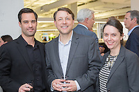 Perkins & Will celebrate their 18th anniversary and new penthouse office in downtown LA on April 10th, 2014 (Photo by Jim Donnelly/Guest Of A Guest)