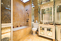 Bathroom at 162 West 56th Street