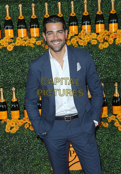 17 October 2015 - Pacific Palisades, California - Jesse Metcalfe. Sixth-Annual Veuve Clicquot Polo Classic, Los Angeles held at Will Rogers State Historic Park. <br /> CAP/ADM/FS<br /> &copy;FS/ADM/Capital Pictures