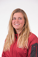 STANFORD, CA - OCTOBER 7, 2016: Stanford Women's Rowing Portraits.