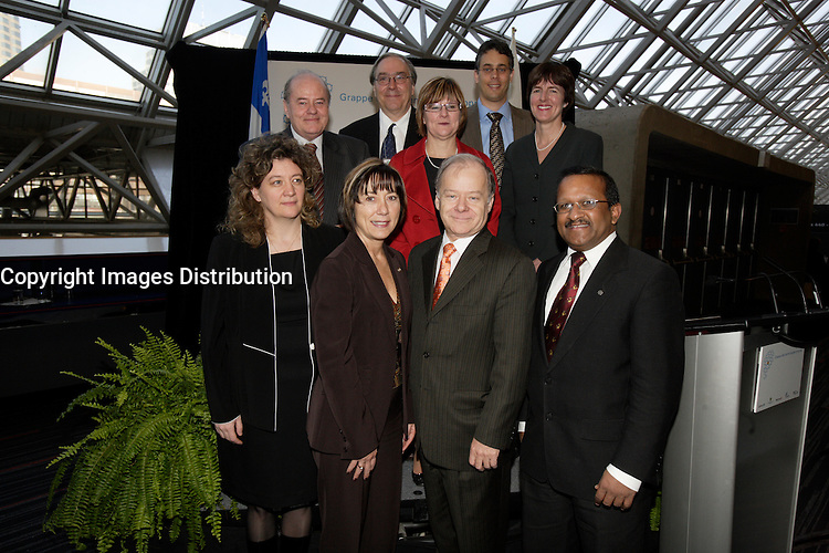 Montreal (QC) CANADA, March 16 to 19 2009 -
