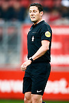 Nederland, Enschede, 18 oktober 2015<br /> Eredivisie<br /> Seizoen 2015-2016<br /> FC Twente-N.E.C. (1-0)<br /> Scheidsrechter Jeroen Manschot