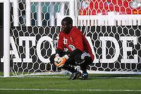 DC United goalkeeper Bill Hamid (28)   DC United defeated Chivas USA 3-2 at RFK Stadium, Saturday  May 29, 2010.