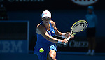 Svetlana KUZNETSOVA (RUS) loses at Australian Open in Melbourne Australia on 21st January 2013