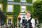 Bridie Carroll  retiring after 33 years service at the Listowel Arms Hotel
