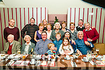 40th Birthday: Elizabeth Stack, Listowel, second from right seated celebrating her 40th birthday with family & friends at Behan's Horseshoe Restaurant, Listowel on Saturday night last.