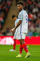 Daniel Sturridge (Liverpool) of England during the FIFA World Cup qualifying match between England and Malta at Wembley Stadium, London, England on 8 October 2016. Photo by David Horn / PRiME Media Images.
