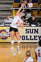 SBC Volleyball - North Texas v. Arkansas State (11/17/11)