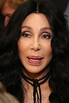 """Cher attends the Broadway Opening Night Performance of """"The Cher Show""""  at the Neil Simon Theatre on December 3, 2018 in New York City."""