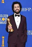 05 January 2020 - Beverly Hills, California - Ramy Youssef. 77th Annual Golden Globes - Press Room held at Beverly Hilton Hotel. Photo Credit: Birdie Thompson/AdMedia