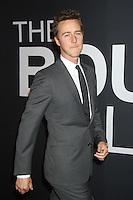 NEW YORK, NY - JULY 30:  Edward Norton at 'The Bourne Legacy' New York Premiere at Ziegfeld Theater on July 30, 2012 in New York City. &copy;&nbsp;RW/MediaPunch inc. *NortePhoto.com<br /> <br /> **SOLO*VENTA*EN*MEXICO**<br /> <br /> **CREDITO*OBLIGATORIO** <br /> *No*Venta*A*Terceros*<br /> *No*Sale*So*third*<br /> *** No Se Permite Hacer Archivo**<br /> *No*Sale*So*third*