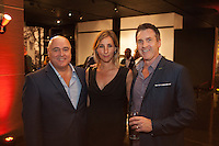 Mark Ryan & David Kaye attend Hearst Mens Group + TUDOR on Oct 2, 2014 (Photo by Martin Lambert/Guest Of A Guest)