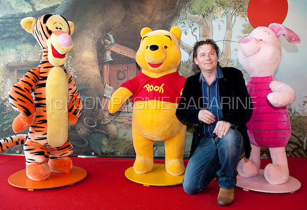 """The Dutch première of the """"Winnie De Poeh"""" animation movie from Disney in Amsterdam (Holland, 17/04/2011)"""