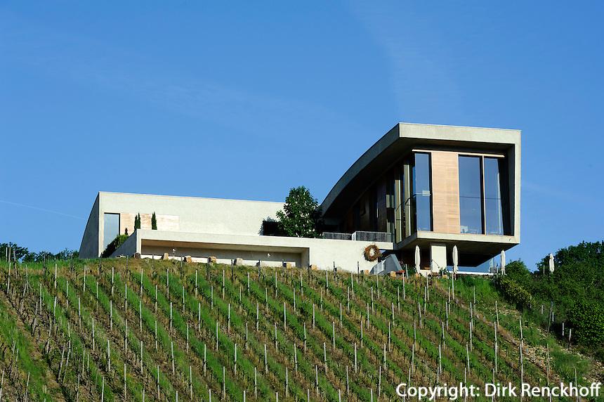 Weingut henri ruppert auf dem markusberg bei remerschen - Architekten luxemburg ...