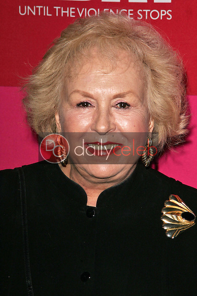 """Doris Roberts<br />at the opening night of Eve Ensler's """"The Good Body"""" to Benefit VDAY. Wadsworth Theatre, Brentwood, CA. 02-01-06<br />Scott Kirkland/DailyCeleb.Com 818-249-4998"""