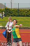 the County Athletic Championships in Castleisland last Saturday