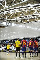 151115 Futsal - National League Series Two