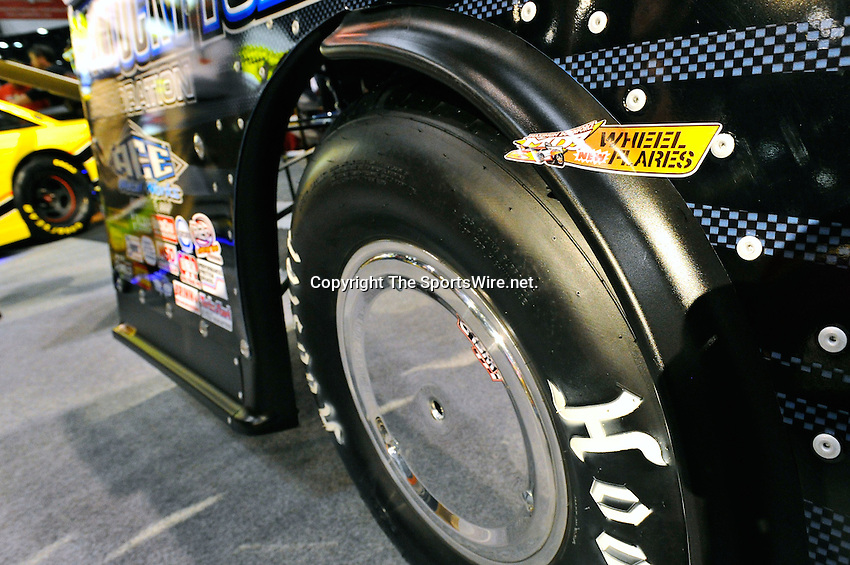 Dec 9, 2010; 10:51:51 AM; Orlando, FL., USA; The 2010 Performance Racing Industry Trade Show held in Orlando, Florida. Mandatory Credit: (thesportswire.net)