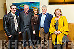 John Howard, Paud Toomey, Maureen Weir, Tom Bob, Paddy Weir and Annette Nolan attending the Crotta O'Neills GAA social in the Ballyroe Heights Hotel on Saturday night.