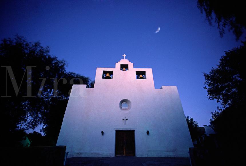church, Santa Fe, New Mexico
