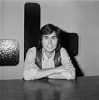 Bruce Huard<br /> , du groupe LES SULTANS ,date inconnnue<br /> <br /> PHOTO : Agence Quebec Presse - Roland Lachance