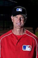 Baseball - MLB European Academy - Tirrenia (Italy) - 20/08/2009 - Brent Mayne