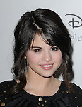 Selena Gomez arriving at the Disney ABC Television Group All Star Party, that was held at the Beverly Hilton Hotel, Beverly Hills, Ca. July 17, 2008. Fitzroy Barrett