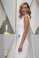 www.acepixs.com<br /> <br /> February 26 2017, Hollywood CA<br /> <br /> Karlie Kloss arriving at the 89th Annual Academy Awards at Hollywood &amp; Highland Center on February 26, 2017 in Hollywood, California.<br /> <br /> By Line: Z17/ACE Pictures<br /> <br /> <br /> ACE Pictures Inc<br /> Tel: 6467670430<br /> Email: info@acepixs.com<br /> www.acepixs.com