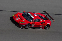 IMSA WeatherTech SportsCar Championship<br /> December Test<br /> Daytona International Speedway<br /> Daytona Beach, FL USA<br /> Wednesday, 06 December, 2017<br /> 62, Ferrari, Ferrari 488 GTE, GTLM, Toni Vilander<br /> World Copyright: Brian Cleary<br /> LAT Images