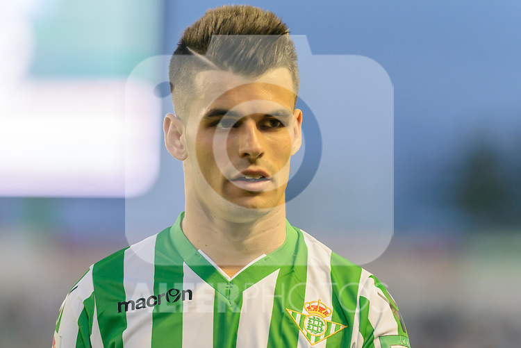 Alex during the match between Real Betis and Recreativo de Huelva day 10 of the spanish Adelante League 2014-2015 014-2015 played at the Benito Villamarin stadium of Seville. (PHOTO: CARLOS BOUZA / BOUZA PRESS / ALTER PHOTOS)