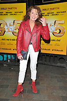 """MAY 25 """"9 To 5 The Musical"""" theatre cast stage door departures"""