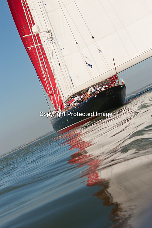Superyacht Cup Cowes 2012